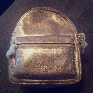 🙌🏼Brand new!!!!! 🙌🏼Coach mini backpack 🎒😍